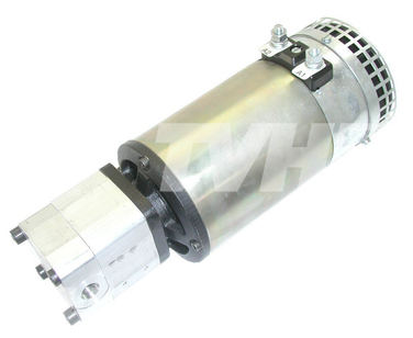 12. Hydraulic pump group