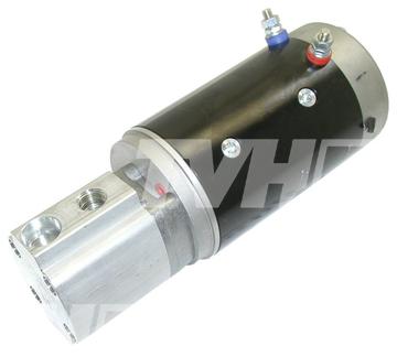 13. Hydraulic pump group